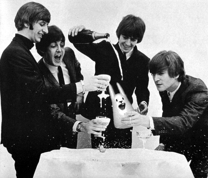 Beatleschamp